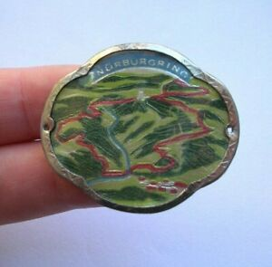 Nurburgring Badge Vintage Accessories Nrnburgring Drgm Germany
