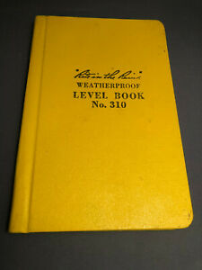 Rite In The Rain All weather Notebook Level Book 310 Never Used
