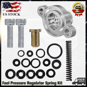 Fuel Pressure Regulator Blue Spring Kit For 99 03 Ford 7 3l Powerstroke Diesel