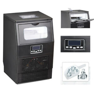 Smad Commercial Ice Maker Undercounter Ice Making Machine 88 Lbs day Bar Party
