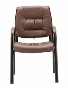 Btexpert Premium Leather Office Executive Chair Waiting Room Guest reception