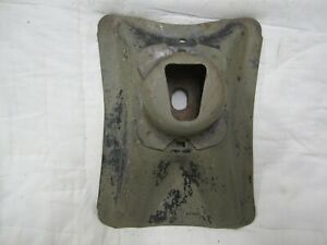Original 1960 s 1970 s Ford Chevy Mopar Car Truck Accessory Bumper Jack Base Oem