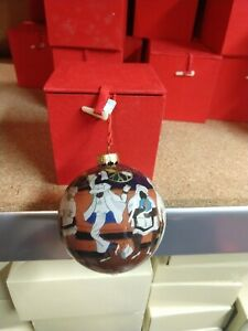 Annie Lee SALE Glass Ornament Mother Board Religious Christmas BRAND NEW $25.99