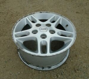 99 00 Jeep Grand Cherokee 16 Aluminum Wheel Rim 01 02 03 With Center