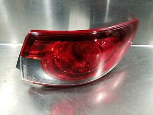 16 Mazda 6 Tail Light Assembly Right