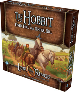 The Lord of the Rings LCG: MEC16 THE HOBBIT OVER HILL AND UNDER HILL Saga LOTR $29.95