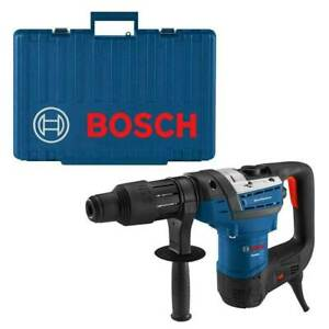 Bosch Rh540m rt 120v 1 9 16 Corded Sds Max Combination Hammer Reconditioned