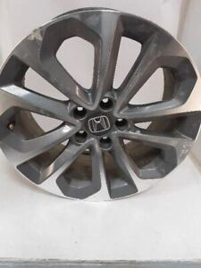 Wheel 18x8 Alloy Gray Inset Fits 13 15 Accord 1847413