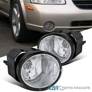 For 00 04 Nissan Maxima Sentra Frontier Xterra Se xe gle Clear Fog Lights switch