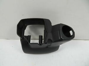91 Toyota Supra Turbo Mk3 1138 Trim Steering Column Outer Cover Black 45287 20