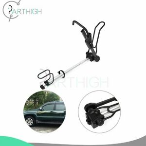 1pcs Roof Top Bicycle Universal Car Carrier Rack For One Bike Cargo With Lock