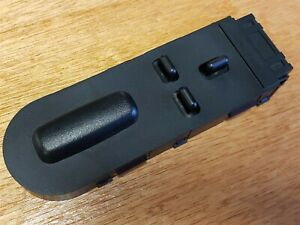 97 04 Corvette C5 Sport Power Seat Switch For Sport Seats 12135158 New