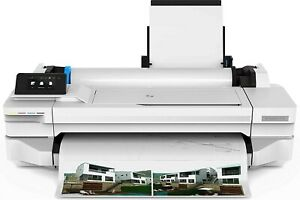 Hp Designjet T130 24 Large Format Printer New In Box
