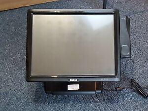3 Pos System Restaurant Sam4s Spt 4700 willing To Sell Individually As Well