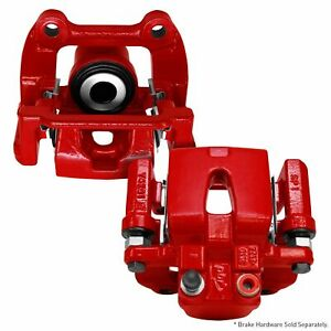 For 2012 2017 300 Challenger Charger 2 Front Powder Coated Red Brake Calipers