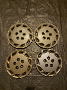 Used 1997 1998 1999 Toyota Camry 14 Wheel Cover Hubcaps 42621aa030