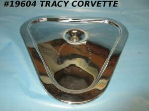 1967 1969 Corvette Tri Power Air Cleaner Lid Gm 6423802 3x2 A273c