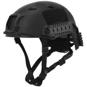Lancer Tactical Airsoft Helmet ACH Base Jump Type L XL BLACK $72.00