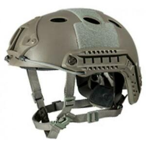 Lancer Tactical FAST PJ Ballistic Type Tactical Gear Helmet FG M L $60.00