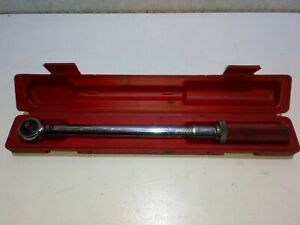 Mac Tools Usa 3 8 Torque Wrench 10 100 Ft Lbs