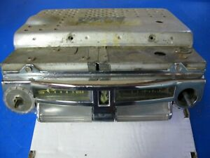 46 47 48 1946 1947 1948 Ford Radio Original