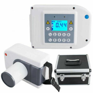 Dental Digital X ray Machine Intraoral Imaging System With Metal Case Us Stock
