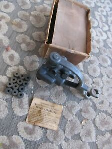 Nos Gm 1939 1948 Chevy Car Lever Shock Knee Action 2200 b Right Hand Rh Delco