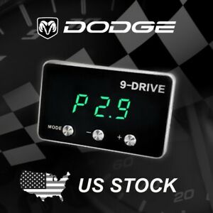 9 Drive Electronic Throttle Controller For Dodge Ram Charger Challenger Jeep 300