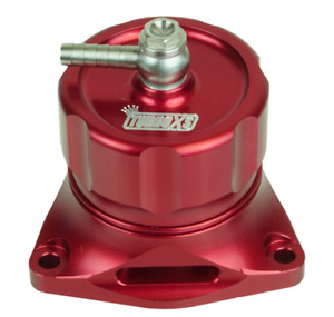 Turboxs Hybrid Blow Off Valve Red Bov For 2016 Honda Civic Sport 2017 Si