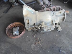 1992 95 Jeep Yj Wrangler 4 Cly Automatic Transmission W torque Conver