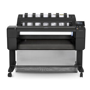Hp Designjet T930 36 Postscript A1 Color Printer