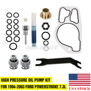 High Pressure Oil Pump Master Service Kit Isk617 For Ford Powerstroke 7 3l 94 03