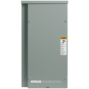 Kohler Rdt Series 100 amp Outdoor Automatic Transfer Switch