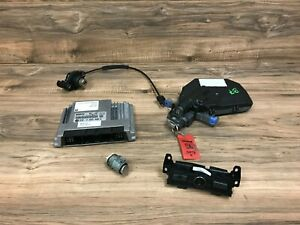 Bmw Oem E65 Alpina B7 Dme Engine Motor Computer Set With Key 4 4l V8 2007 2008