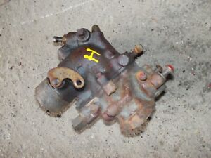 Farmall H Ih Tractor Original Carburetor Assembly