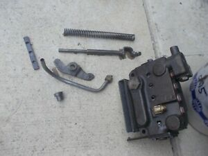 Allis Chalmers D15 Ac Tractor Good Working Hydraulic Pump Assembly Parts
