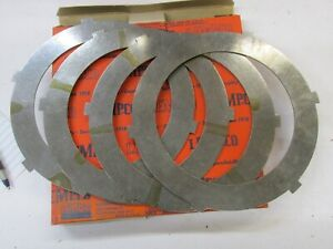 1956 1960 Transmission Clutch Plate Steel Jetaway 315