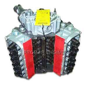 Remanufactured 97 04 Ford 4 2 Long Block Engine
