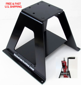 INLINE FABRICATION Press Stand For The Hornady Classic Lock N Load SOLID STEEL $168.97