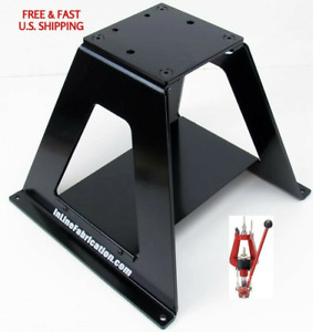 INLINE FABRICATION Press Stand For Hornady Lock N Load Iron Press SOLID STEEL $168.97