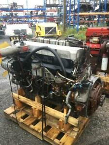 2004 Mercedes Mbe 4000 Epa 04 Engine Assembly Complete Perfect 6mon War