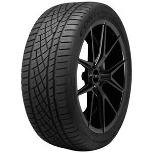 225 55zr17 Continental Extreme Contact Dws06 97w Tire