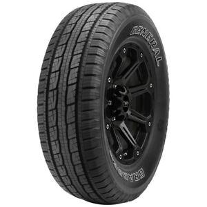245 65r17 General Grabber Hts60 107t Sl 4 Ply Owl Tire