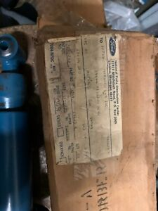 1972 Pantera Nos Factory Ford Rear Shock Absorber D26y 18125 A