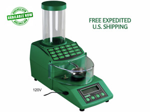RCBS CHARGEMASTER Combo Powder Measuring amp; Reloading Scale LCD TOUCHSCREEN $568.97