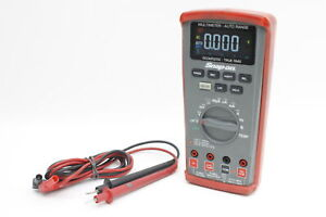 Snap on Eedm525e True Rms Color Lcd Multimeter