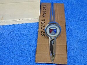 1957 Ford Fairlane Hood Ornament