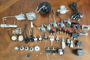 Vintage 12 Volt Lights Switches Accessories Boating International Misc