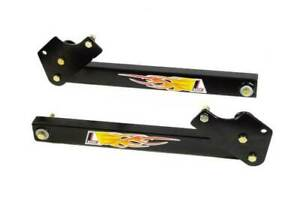 Lakewood Traction Action Lift Bars Powder Coated Steel For Chevrolet Chevelle 70