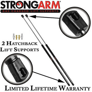 Qty 2 Strong Arm 4968 Acura Integra 1990 To 1993 Rear Hatch Lift Supports